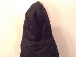 Dog It Black Winter Coat For Large Dog, Warm, Snowflakes image 6