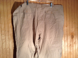 Drama Gold Beige Light Material for Summer Capris Size 26W image 4