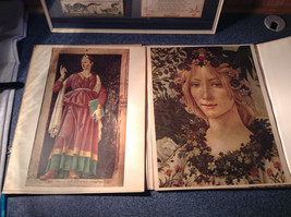 Eight Large Print Firenze Portfolio Prints are in Excellent Condition image 3