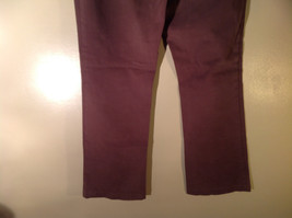 Eileen Fisher Size Medium Gentle Brown Pants Nice Fabric Good Condition image 5