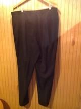 Focus 2000 Woman Black Slacks Size 20W image 7
