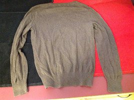 GAP Womens Brown V Neck Sweater size XS Extra Small image 7