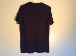 Express Black T Shirt Gray Design on Front 100 Percent Cotton Soft Size Medium image 5