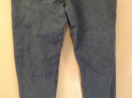 Faded Glory Size 42 by 30 Blue Jeans Front and Back Pockets 100 Percent Cotton image 7