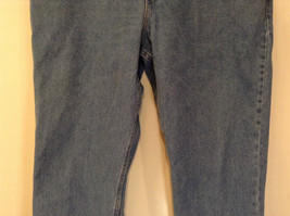 Faded Glory Size 42 by 30 Blue Jeans Front and Back Pockets 100 Percent Cotton image 4