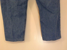Faded Glory Size 42 by 30 Blue Jeans Front and Back Pockets 100 Percent Cotton image 8