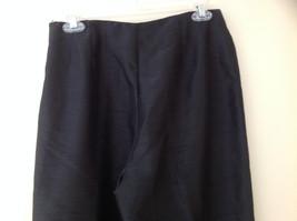 Fashion Bug Dark Navy Jacket Pant Matching Set Jacket Size Medium Pants Size 8 image 7