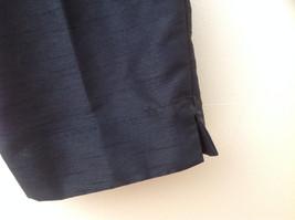 Fashion Bug Dark Navy Jacket Pant Matching Set Jacket Size Medium Pants Size 8 image 8
