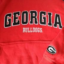 Georgia Bulldogs Red Hoodie Sweatshirt Team Edition Apparel Sizes XS image 7