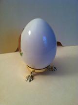Goebel Third Edition Easter Egg - 1980 - West Germany Stamped image 2