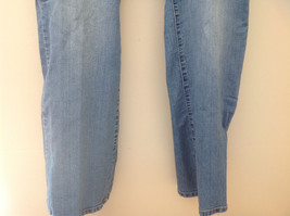 Five Pocket Jean Pants by Sonoma Button and Zip Closure Size 14 image 3