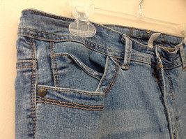 Five Pocket Jean Pants by Sonoma Button and Zip Closure Size 14 image 4