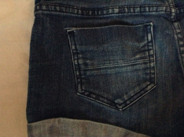 Forever 21 Jean Shorts Cuffed Bottom Size 29 image 8