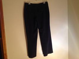 Four Pocket Dark Blue Dress Pants Studio 1940 Made in Guatemala Size 12 image 6