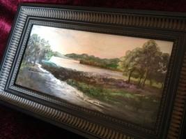 Framed Elizabeth St Leger Valkill Inspiration Painting image 3