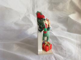 Hallmark Keepsake Reaching for Christmas Ornament Scene Near Fireplace Ornament image 4