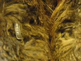 Full length Long hair Beaver coat image 3