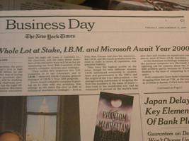 Full Issue New York York Time December 31 1999 image 6