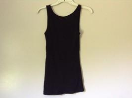 GAP Black Tank Top Size Small 100 Percent Cotton image 3