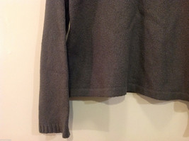 GAP Gray V-neck Sweater, NO Size Tag (see measurements below) image 4