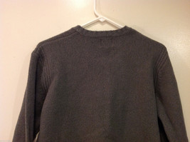 GAP Gray V-neck Sweater, NO Size Tag (see measurements below) image 6