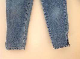 GAP Medium Blue Denim Jeans 5 Pockets Button and Zipper Closure Size 10 Regular image 3
