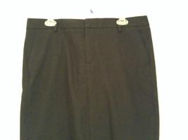 GAP Size 12 Stretch Black Skirt Excellent Condition Side Pockets One Back Pocket image 2