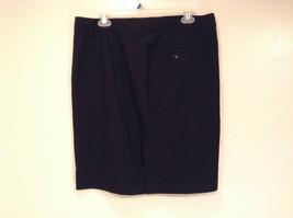 GAP Size 12 Stretch Black Skirt Excellent Condition Side Pockets One Back Pocket image 4