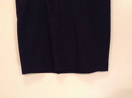 GAP Size 12 Stretch Black Skirt Excellent Condition Side Pockets One Back Pocket image 3