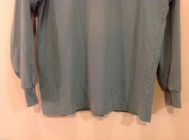 GAP Soft Turquoise (Blue/Green) 100% cotton Turtleneck Sweater, Size M image 4