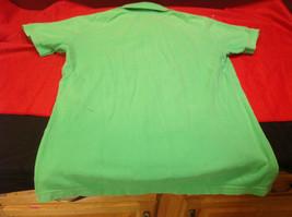 Gap Green/Lime Classic Fit Mens Short Sleeve Polo Shirt Size Medium image 9