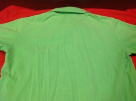 Gap Green/Lime Classic Fit Mens Short Sleeve Polo Shirt Size Medium image 11