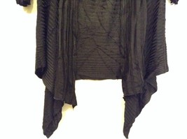Gatsby Cardigan lacy filigree duster stretch fabric color choice small medium image 6