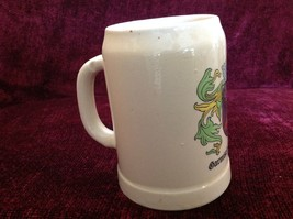 German Beer Stein Garmisch Partenkirchen on Front in Black Letters image 2
