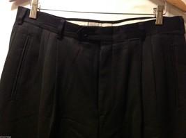Hastings Traditions Mens Black Dress Pants image 3