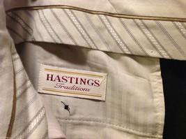 Hastings Traditions Mens Black Dress Pants image 8