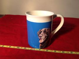 Go Dog Black Lab Mug by Paper Russells w Original Box 16 ounces Department 56 image 2