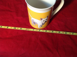 Go Dog Westie Mug by Paper Russells w Original Box 16 oz Department 56 image 2