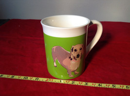 Go Dog Dachshund Mug by Paper Russells w Box 16 ounces Department 56 image 2