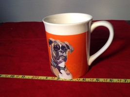 Go Dog Boxer Mug by Paper Russels with Original Box 16 ounces Department 56 image 2