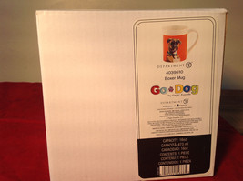Go Dog Boxer Mug by Paper Russels with Original Box 16 ounces Department 56 image 4