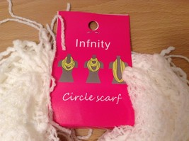 Honeycomb soft Fashion Infinity Scarf in choice of colors Perfect coat accent image 7