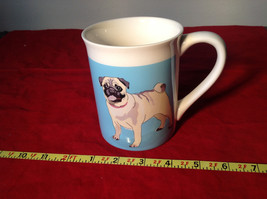 Go Dog Pug Mug by Paper Russells with Original Box 16 ounces Department 56 image 2