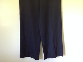 Good Looking Ann Taylor Petites Black 100 Percent Wool Dress Pants Size 6P image 3
