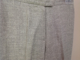 Gorgeous Dress Pants by Anne Klein Petite Light Colors Imported Fabric Size 4 image 4
