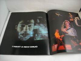 Huey Lewis and the News World Tour Concert Booklet Program 1986 image 6