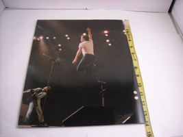 Huey Lewis and the News Small World Tour 10th Anniversary Concert Program 1988 image 2