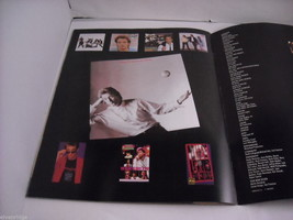 Huey Lewis and the News Small World Tour 10th Anniversary Concert Program 1988 image 9