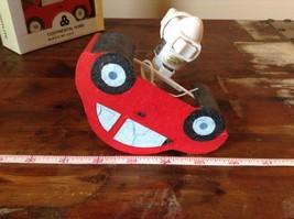 Ichiban Night Light Red Car Original Box US Outlet image 5