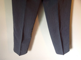 Gray Casual Pants Size 6 Crazy Horse Liz Claiborne One Back Pocket Belt Loops image 5